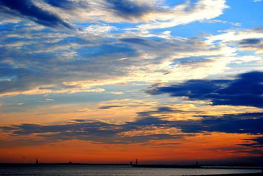 Morning Sky by Leah Reynolds