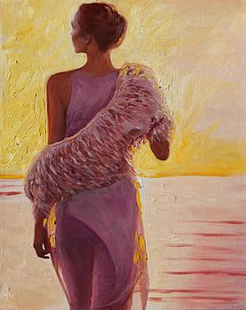 Morning Stroll by Francoise Lynch