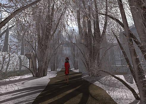 Morning Stroll by Kylie Sabra