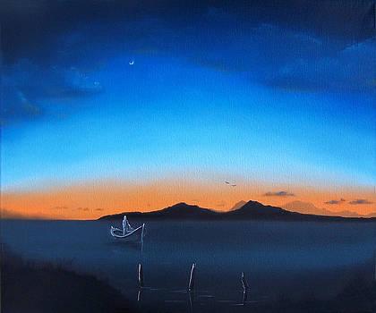 Morning Tide by David Fedeli