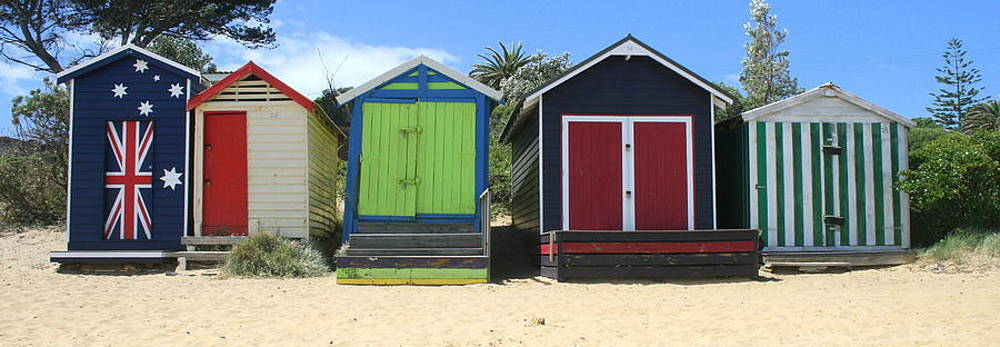 Mornington Beachboxes by Rachael Curry
