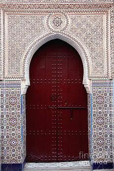 Sophie Vigneault - Moroccan Door