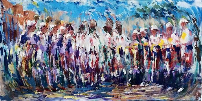 Moroccan Festival  by Laila Awad Jamaleldin