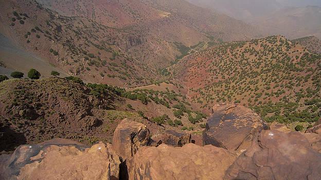 Morocco valley by Mehdi Laraqui