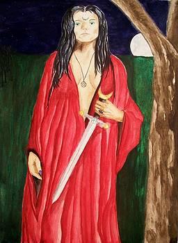 Morrigan by Carrie Viscome Skinner