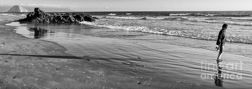 Terry Garvin - Morro Beach Walk