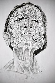 Morro old woman by Glenn Calloway