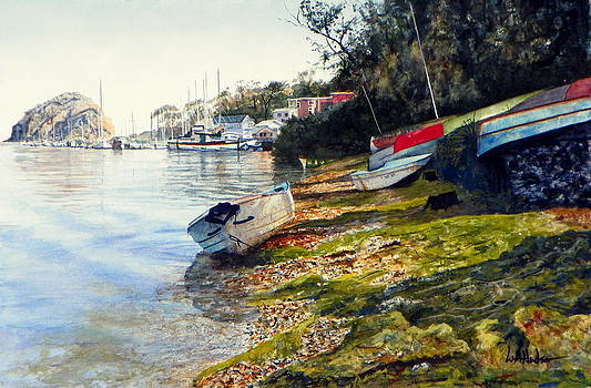 Morro Bay by Bill Hudson