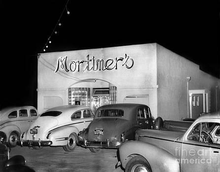 California Views Mr Pat Hathaway Archives - Mortimers Dining  Dancing Marina California  Circa 1948