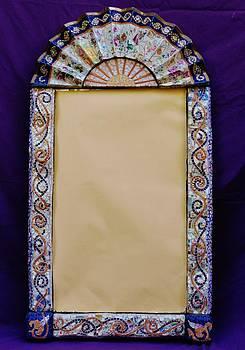 Charles Lucas - Mosaic Fan Frame