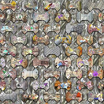 Mosaico Experiencial Hueso by Ramon Rivas - Rivismo