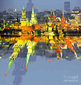 Algirdas Lukas - Moscow reflections