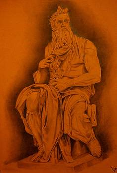 Moses by A Hwais