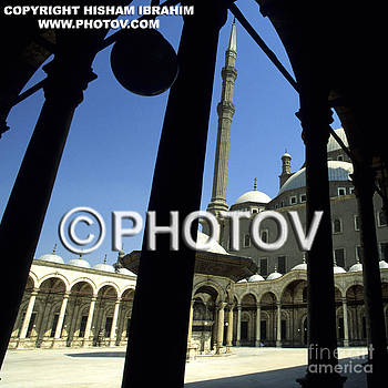 Mosque of Muhammed Ali - Cairo - Egypt by Hisham Ibrahim