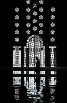 Dennis Cox - Mosque windows