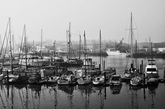 Mick Burkey - Moss Landing Harbor