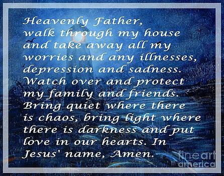Barbara Griffin - Most Powerful Prayer with Storm at Sea
