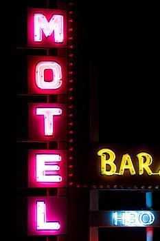 James BO  Insogna - Motel Bar HBO