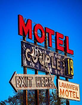 Sonja Quintero - Motel Exit Here