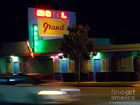 Motel Grand by Amy Bynum