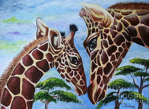 Mother and Baby by Christine Cullen-Reed