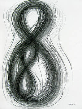 Michael Morgan - Mother and Child Figure-Eight Study
