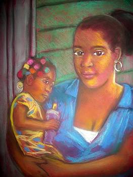 Mother and Child by Jan Gilmore