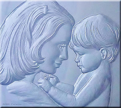 Mother and Child by Mikki Cucuzzo