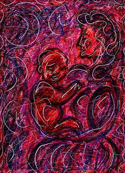 Rachel Scott - Mother and Child