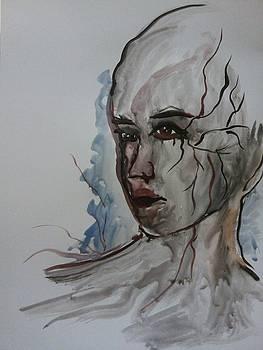 Mother Earth by Farfallina Art -Gabriela Dinca-
