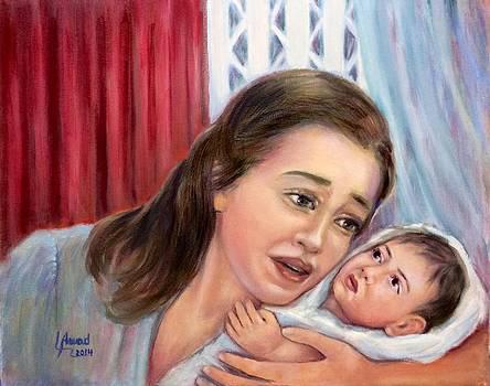 Mother hood by Laila Awad Jamaleldin