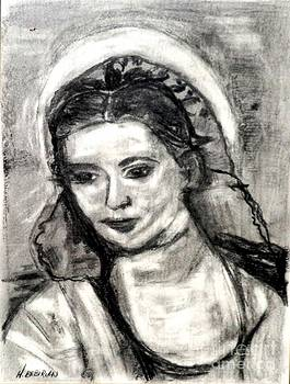 Mother Mary-Let It Be by Helena Bebirian