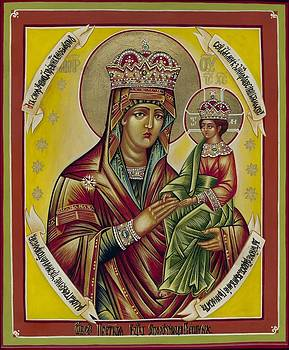 Mother of God Surety of sinners by Fr Barney Deane
