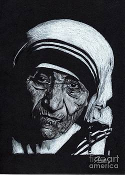 Mother of the needy by Sruthi Murali