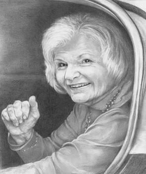 Mother by Pamela Humbargar