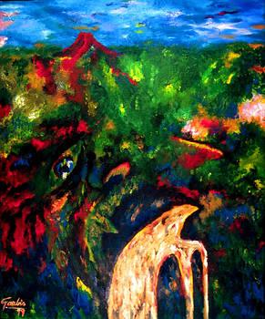 Mother Pele by Garbis Bartanian