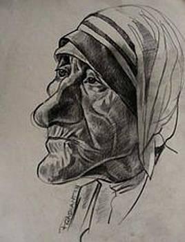 Mother Teresa by Prashant Srivastava