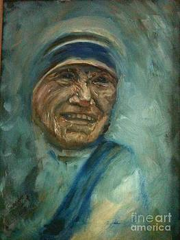 Mother Teresa by Suzanne Reynolds