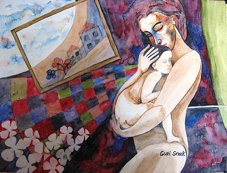 Motherhood by Guri Stark
