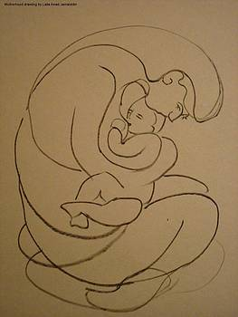 Motherhood by Laila Awad Jamaleldin