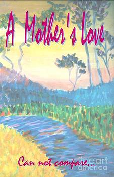 Mother's love by Aldonia Bailey