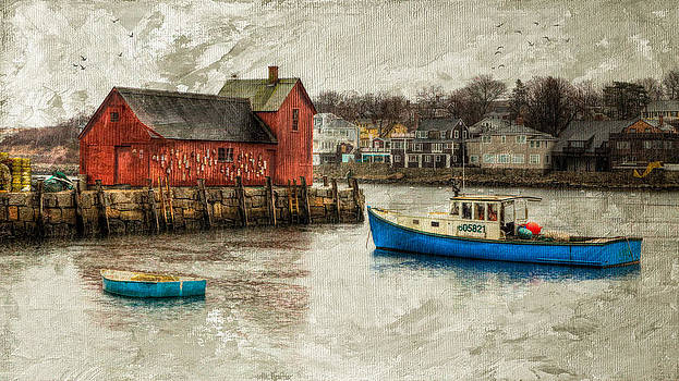 Motif Number1 Rockport by Michael Petrizzo