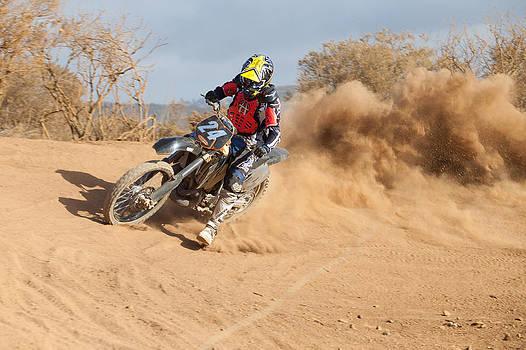 Motocross by Angel Sosa
