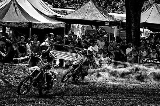 Motocross by Gustavo Castellon