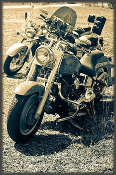 Sophie Vigneault - Motorbikes