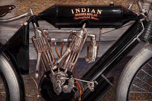 Mike Savad - Motorcycle - An oldie but a goodie