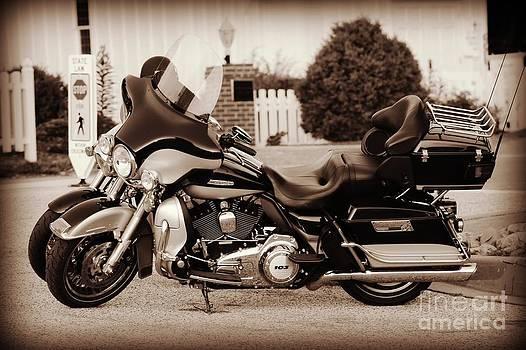 Motorcycle by Megan Wilson