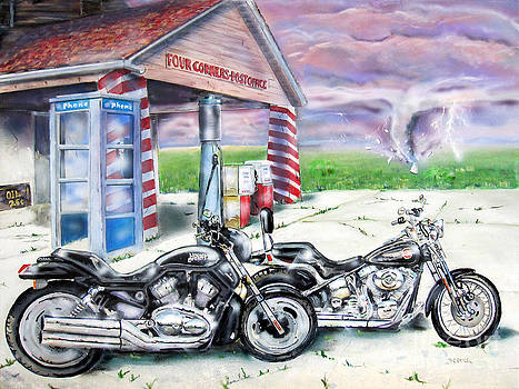 Motorcycles by Chris Dreher