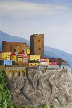 Motta Castle 2 by Randall Brewer