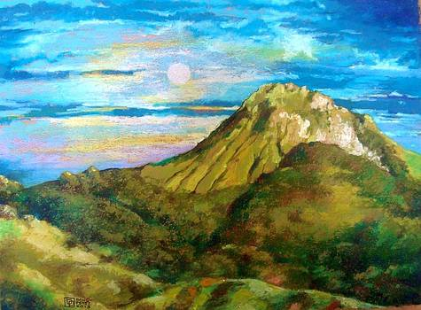Mount Apo by Bong Perez